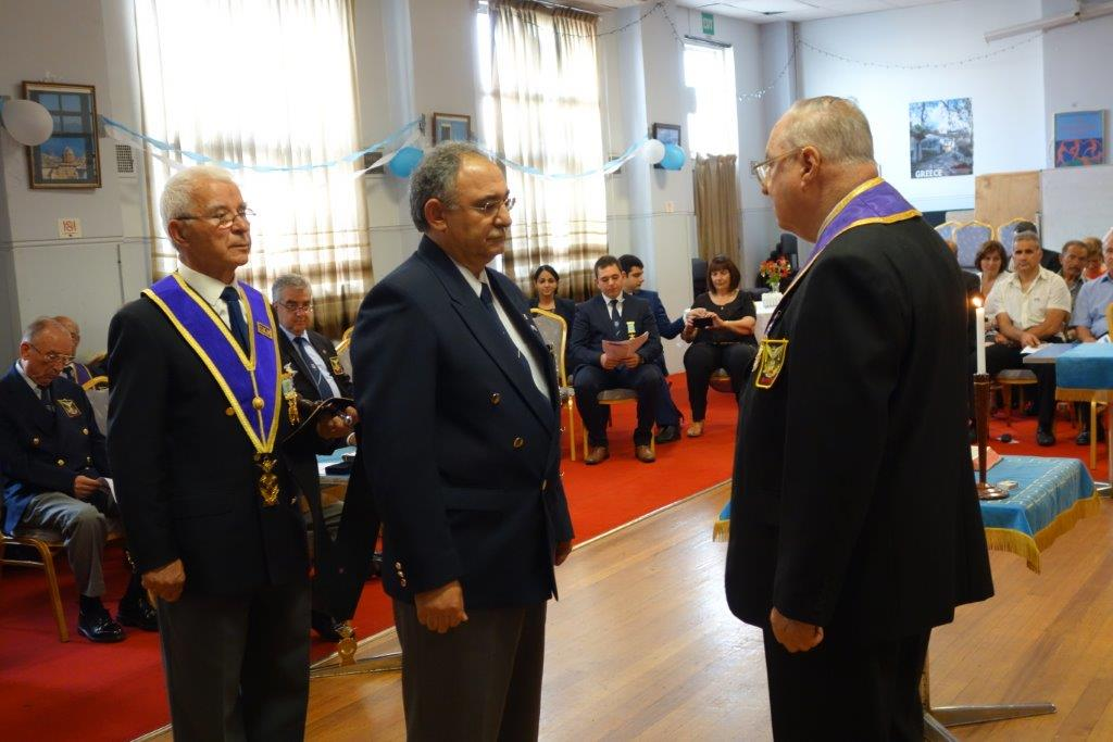 AHEPA Grand Lodge Installation